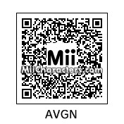 QR Code for Angry Video Game Nerd by Junks
