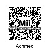 QR Code for Achmed the Dead Terrorist by Junks