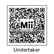 QR Code for The Undertaker by Junks