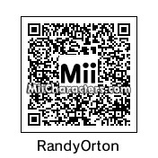 QR Code for Randy Orton by Junks