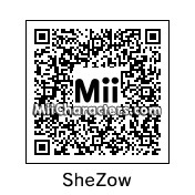 QR Code for SheZow by n8han11
