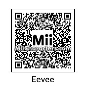 QR Code for Eevee by HelloWorld