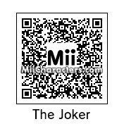 QR Code for The Joker by Mr P