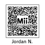 QR Code for Jordan N. Gutierrez by J1N2G