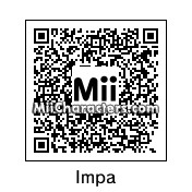 QR Code for Impa by J1N2G
