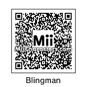 QR Code for Mr. Blingman by rhythmclock