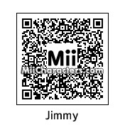 QR Code for Jimmy by rhythmclock