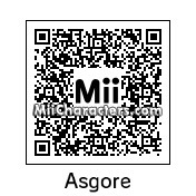 QR Code for Asgore Dreemurr by Musical