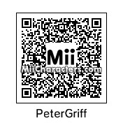 QR Code for Peter Griffin by DDMii