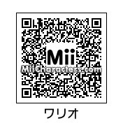 QR Code for Wario by J1N2G