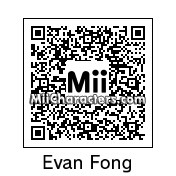 QR Code for Evan Fong by J1N2G