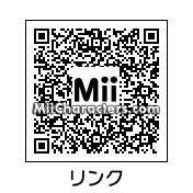 QR Code for Toon Link by J1N2G