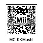 QR Code for MC King Kong Mushi by AsrielDreemurr
