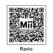 QR Code for Ravio by GastonRabbit
