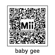 QR Code for Baby Gee by jellybabies