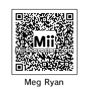 QR Code for Meg Ryan by celery