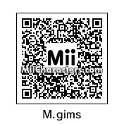 QR Code for Maitre Gims by CrazyCash HD