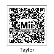 QR Code for Taylor Swift by LittleWolf