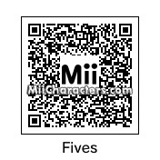 QR Code for Fives by WiiFan2786