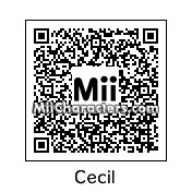 QR Code for Cecil Harvey by AegisRunestone