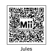 QR Code for Jules Winnfield by Cpt Kangru
