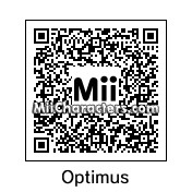 QR Code for Optimus Prime by Cpt Kangru