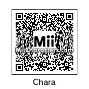 QR Code for Chara by Swagiamese