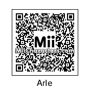 QR Code for Arle Nadja by AndrewXIV