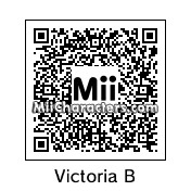QR Code for Victoria Beckham by Cpt Kangru