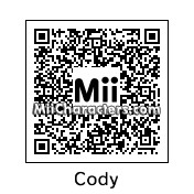 QR Code for Cody Travers by MrJ