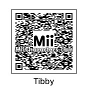 QR Code for Tibby by AsrielDreemurr