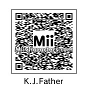 QR Code for Karate Joe's Father by rhythmclock
