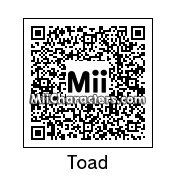QR Code for Toad by Finn M