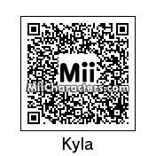 QR Code for Kyla by Justin Tan