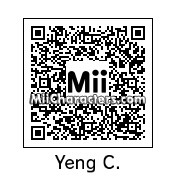 QR Code for Yeng Constantino by Justin Tan
