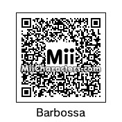 QR Code for Captain Hector Barbossa by Mryoshi64