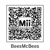 QR Code for Bees McBees by GastonRabbit