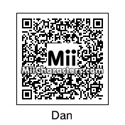 QR Code for PokemonDan by PokemonDan