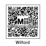 QR Code for Wilford Brimley by Groucho