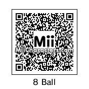 QR Code for 8 Ball by Roxii