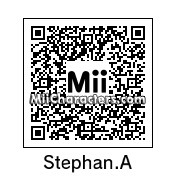 QR Code for Stephen Amell by SkullKid2099