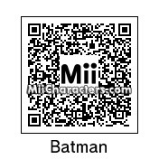 QR Code for Batman by AnthonyIMAX3D