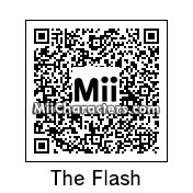 QR Code for The Flash by AnthonyIMAX3D