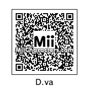 QR Code for D.Va by Droe747