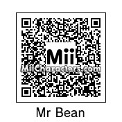 QR Code for Mr. Bean by Dman64w