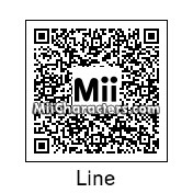 QR Code for Line by HER0 Roboto