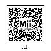 QR Code for Jennifer Jareau by Bardock Gmod