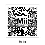 QR Code for Erin Gilbert by Mryoshi64