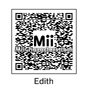 QR Code for Edith by Michaela