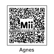 QR Code for Agnes by Orange